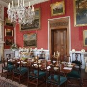 Dining Room at Castle Howard