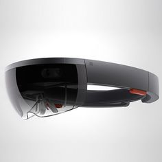 Microsoft HoloLens augmented reality headset for Windows 10