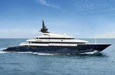 Luxury Yacht Spielberg Luxury Yacht 5 – Luxury Magazine #yachtfashion