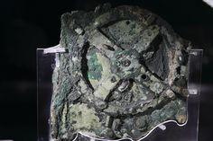 Bild zu Mechanismus von Antikythera