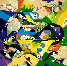 Tomokazu Matsuyama's work