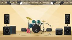 Live Sound 101: Sound System Design and Setup for a Live Band | explora