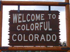 Colorado #Colorado