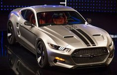 725 hp 2015 ford mustang rocket!!!