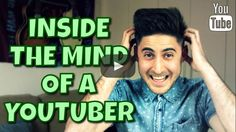 Ever wondered what goes on inside the mind of a YouTuber before he/she starts filming?