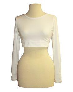 Deborah and Co. - Halftees - Long Sleeve, $22.99 (http://www.deborahandco.com/halftees-long-sleeve/)