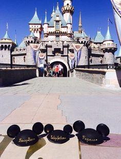 Disney birth announcement
