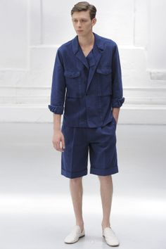 Christophe Lemaire, spring / summer 2015 menswear
