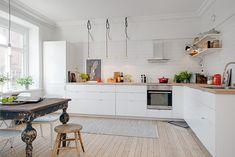 Kök/matplats - Linnéstaden