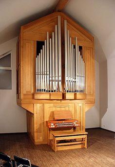Orgelbau Klais Bonn: Herdorf/DE, Private Residence