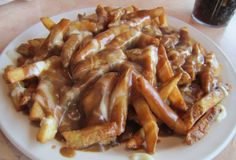 the five best Poutine joints in Montreal... I'm keeping this for next year's trip to the Jazz Fest