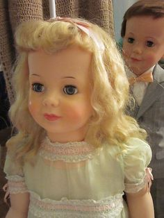 1959 Ideal Playpal doll