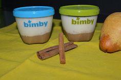 Bimby & Sabores da Vida: Iogurte de Pera e Mel