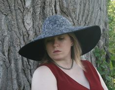 ShannonMac Designs: The Cote d'Azur Sun Hat pattern is now available!