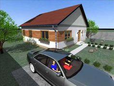 Casa Pe structura de lemn langa Brasov. www.oncasa.ro Home Projects, Home Improvement Projects