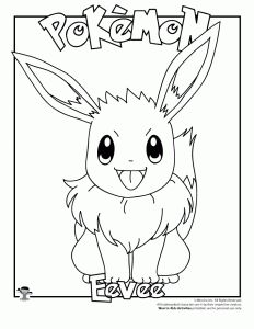 Pokemon Coloring Pages Luxio From The Thousands Of Photos On Line
