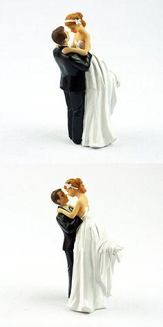 Homanda® Resin Wedding Decoration Cake Topper for Wedding Engagement Bridal shower Wedding Anniversary