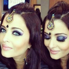 Aishwarya Rai-- I LOVED her makeup at the TOIFA awards!!