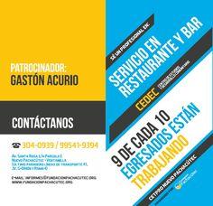 CEDEC Pachacutec: Gastón Acurio