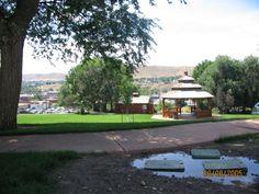 Centennial Park, Green River, WY