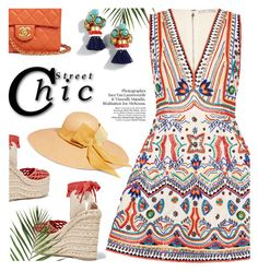 """Summer Shades"" by cilita-d on Polyvore featuring Alice + Olivia, Chanel, Paloma Barceló, Sensi Studio and J.Crew"