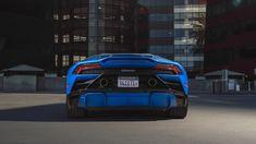 Test Drive: Does the 2020 Lamborghini Huracán Evo RWD Put More Driver into the Game?