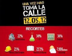 12.05.12 (05.12.12) - #tomalacalle #tomalaplaza #worldrevolution #takethestreets #occupytheworld
