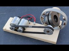 Free Electric Energy Generator Using Permanent Magnets - YouTube