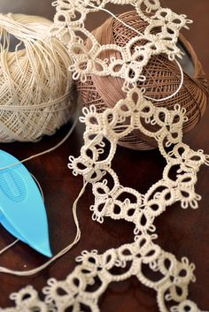 Beginning of Something New by c shultz, via Flickr Next project started. :)