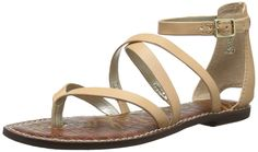Sam Edelman Women's Gilroy Gladiator Sandal *** Find out more details by clicking the image : Gladiator sandals