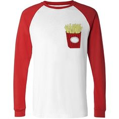 Fries. | Fries in your pocket.