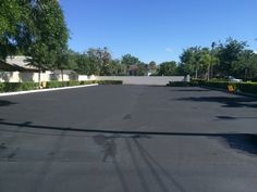 Recent #Sealcoating and #LineStriping Job by our ABC Paving and Sealcoating Team! #ParkingLot #Maintenance