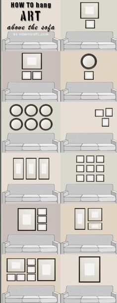 Graphs That Will Turn You Into an Interior Decorating Genius These 9 home decor charts are THE BEST! I'm so glad I found this! These have seriously helped me redecorate my rooms and make them look AWESOME! Definitely pinning this!These 9 home decor charts Diy Casa, Home And Deco, Apartment Living, Living Rooms, Apartment Ideas, Apartment Design, Diy Apartment Decor, Living Room Artwork, Apartment Therapy