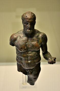 Melkart-Hercules,escultura fenicia Museo Arqueologico de Cadiz