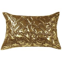 Dina Pillow from the Graphic & Metallic at Joss and Main!