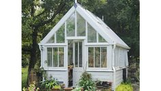 Romantic Greenhouse