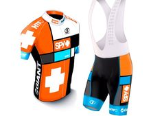 Team Spy  http://www.bicycling.com/bikes-and-gear-features/reviews/12-crazy-cycling-kits/slide/10