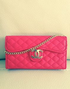 Chanel purse love this color!