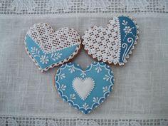 Valentine Cookie Decorating Inspiration