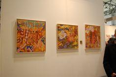 Partecipazione a : ARTE Cremona - Fiera d'arte - 09/11 febbraio 2013 - Galleria l'Artista - Lendinara - Ro