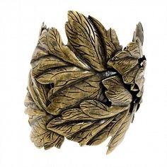 leaf bangle.