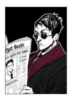 Oswald Cobblepot | Robin Lord Taylor