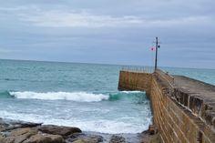 Falmouth Sea. [Spring 2014]