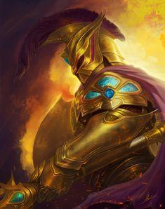 Detail of art illustration drawing by duy khanh Fantasy Armor, Dark Fantasy Art, Paladin, Armor Concept, Concept Art, Samurai, Armadura Medieval, Knight Art, Fantasy Landscape
