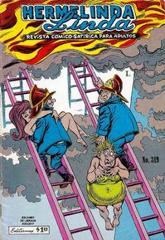 "Comics Mexicanos de Jediskater: Hermelinda Linda No. 319, ""Entre Cuñadas…"", Miercoles 8 de Diciembre de 1971"