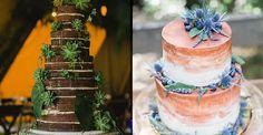27 Strikingly Beautiful Wedding Cake Details
