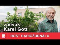 Karel Gott: Mám pocit, jako kdybych žil několik životů - YouTube Karel Gott, Entertaining, Youtube, Instagram, Youtubers, Funny, Youtube Movies