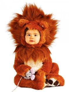 Baby Lion #costume. #Disfraz de Leon bebe