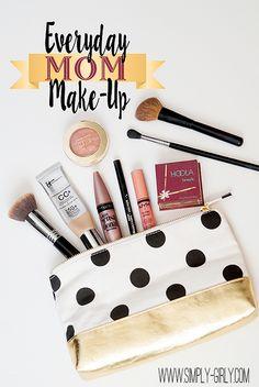 Everyday Mom Makeup