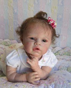 Realistic Reborn  Baby Angelina Romie Strydom